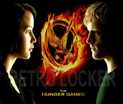 Classic Retro High Quality The Hunger Games  Mousemat Pad