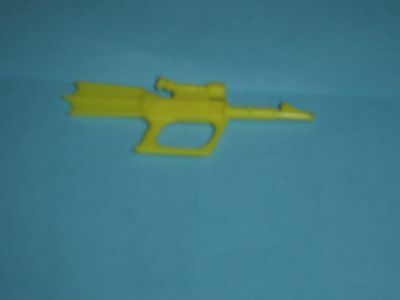 GI Joe Weapon Wet Suit Yellow Flipper 1992 Original Figure Accessory