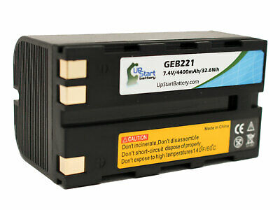 GEB221 Battery for Leica SR20, RX1200, RX1200 Series, ATX900