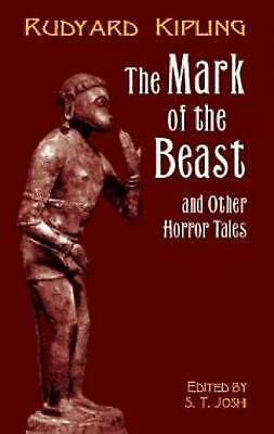 Mark of the Beast by Rudyard Kipling Paperback Book (English)