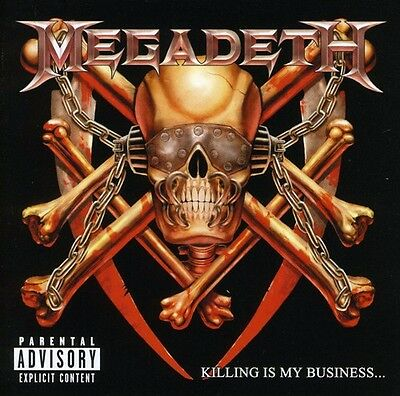 Megadeth - Killing Is My Business [CD New]