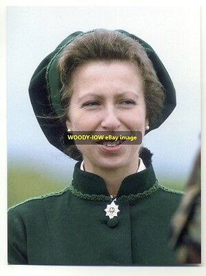q925 - Princess Anne in 1985 - Royalty postcard