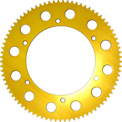 NEW Rear Cog 219 Pitch Sprocket in Gold 67t UK KART STORE