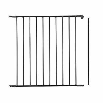 BabyDan Configure Safety Gate and Flex Baby Gate 72cm Extension - Black