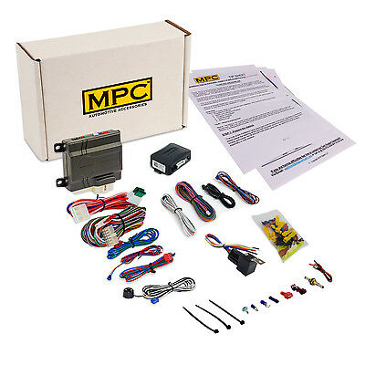 Add On Remote Start Kit for GM Vehicles w/ Keyless Bypass Module - Uses OEM Fobs