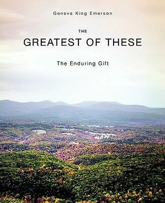 The Greatest of These by Geneva King Emerson Paperback Book (English)