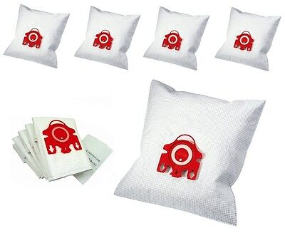 TEN MIELE FJM Type Hoover VACUUM DUST BAGS With FILTERS - FREE POST