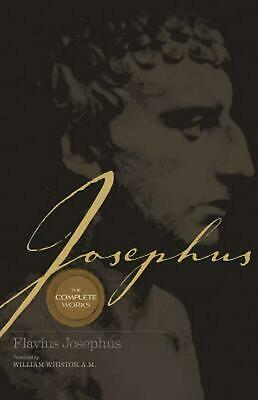 Josephus the Complete Works by Thomas Nelson Publishers (English) Hardcover Book