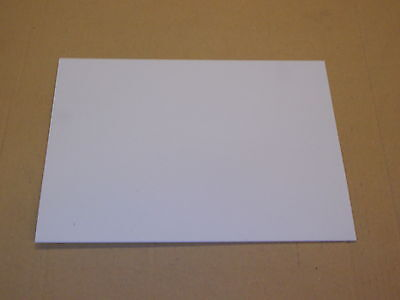 1 mm A4 KYDEX T Sheet 297 X 210 (P-1 HAIRCELL WHITE) Knive Sheaf,Gun Holster etc
