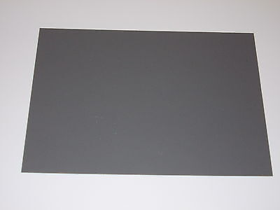 Kydex T Sheet 420 X 297 X 1Mm A3 Size (P-1 Haircell Grey Irons)
