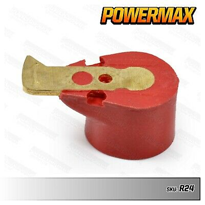 red rotor arm Powermax for Lucas DVX6A DVXH6A DX6A DXH6A distributor 407106