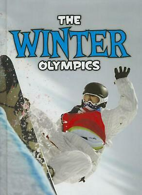 The Winter Olympics by Nick Hunter (English) Library Binding Book Free Shipping!