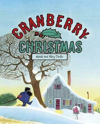 Cranberry Christmas by Wende Devlin (English) Hardcover Book Free Shipping!