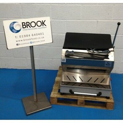 Record 14Mm Bread Slicer Stock No A549357 - Bakery Equipment