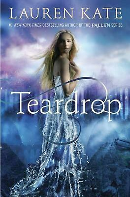 Teardrop by Lauren Kate (English) Hardcover Book Free Shipping!