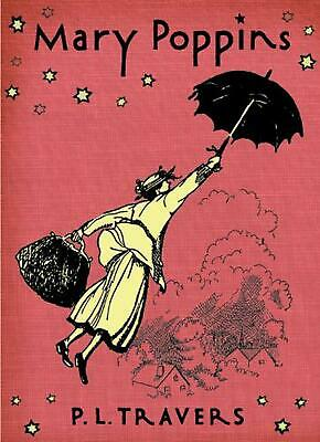 Mary Poppins by P.L. Travers (English) Hardcover Book Free Shipping!