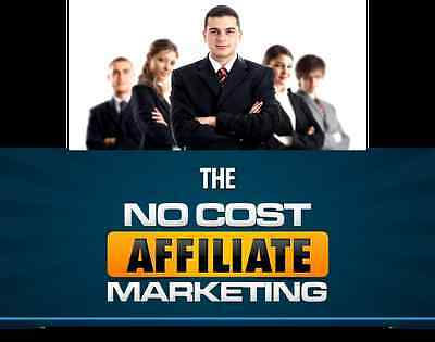 The No Cost Affiliate Marketing Video Tutorials on 1 CD