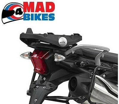 Givi  Top Box Luggage Rack Carrier For The Triumph Tiger 800 & Xc