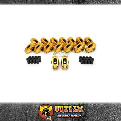 "Comp Cams Roller Rockers Ultra Gold Ford 289-351 Windsor 1.6"" 7/16"" - Co19044-16"