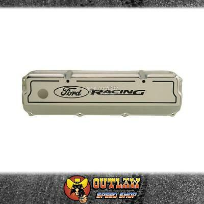 Ford Racing Alloy Valve Covers Ford Cleveland 302Boss, 302 351 - Fmm-6582-Z351