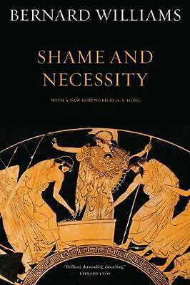 Shame and Necessity by Bernard Williams (English) Paperback Book Free Shipping!
