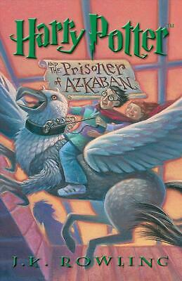 Harry Potter and the Prisoner of Azkaban by J.K. Rowling (English) Paperback Boo