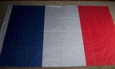 Olympic 2012 Official Used French Flag Aftal/uacc Rd