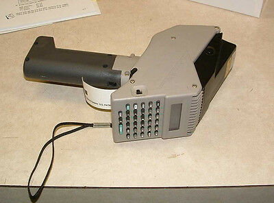 Monarch Pathfinder 6030 Portable Thermal printer with code reader