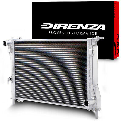 DIRENZA 40mm ALLOY SPORT RADIATOR RAD FOR FORD FIESTA MK5 ST 150 ST150 2.0 04-08