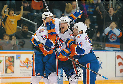 Dustin KOHN Sheffield Steelers Ice Hockey Signed Autograph Photo AFTAL COA NHL