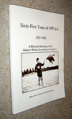 Sixty-Five Years of OWAA 1927-1992,SB,VG,1993,First L