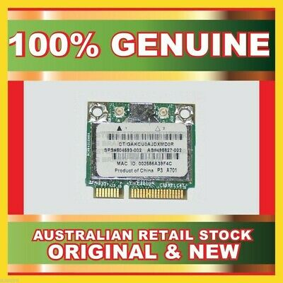 Genuine Bcm94312Hmg Broadcom 802.11B/g Wlan Adapter For Mini 1000 1100 700