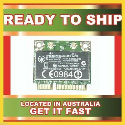 Genuine Bcm94313Hmgb Broadcom Mini Pci-E 802.11N Bluetooth Card For 1427
