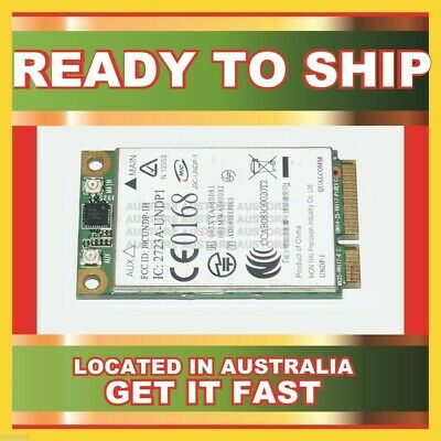GENUINE Gobi1000 QUALCOMM MOBILE BROADBAND MODULE CARD FOR 2530P 2730P