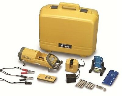 Topcon Pipe Laser Green Beam TP-L5BG  ( TP-L4G ) Authorized Dealer