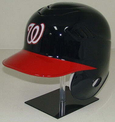 WASHINGTON NATIONALS Coolflo Official Full Size Batting Helmet BATS RIGHT HANDED