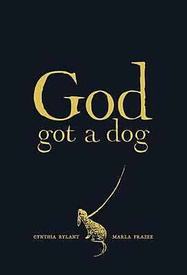 God Got a Dog by Cynthia Rylant (English) Hardcover Book Free Shipping!