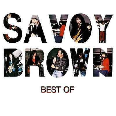 CD Savoy Brown Best Of von Savoy Brown 3CDs