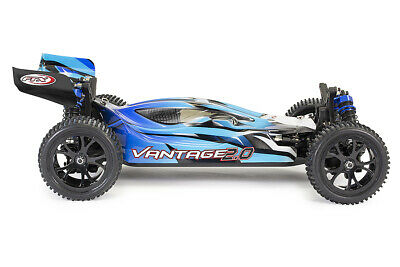 FTX Vantage 1/10 Ready Built 2.4Ghz Buggy 4WD FAST w/ Bat & Waterproof (Brushed)