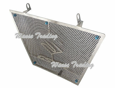 Radiator Grille Guard Cover Stainless Steel For 2006-2016 SUZUKI GSXR 600 750 K6