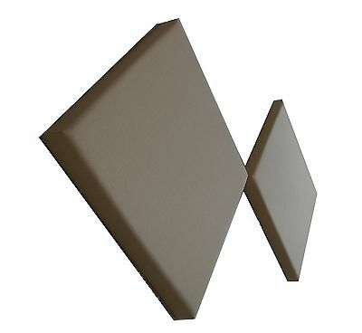 "Advanced Acoustics Mini Wall Panel - 2ft by 2ft Acoustic Foam Panel 2"" Thick"
