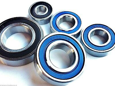 KLNJ SERIES HIGH PERFORMANCE SEALED BEARINGS ...R2 2rs - R18 2rs ...SELECT SIZE