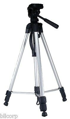 "Heavy Duty Tripod, 1601187, 66"", 4-Section Aluminum Tripod with Carrying Bag"