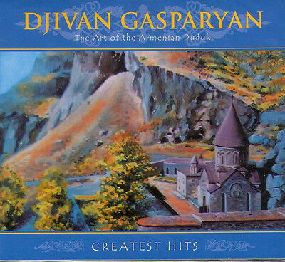 Djivan Gasparyan - Greatest Hits - 2Cd Digipak Brand New