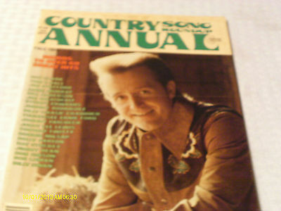 Bill Anderson Covers Country Songs Roundup Annual Fall 1975 Jerry Lee Lewis
