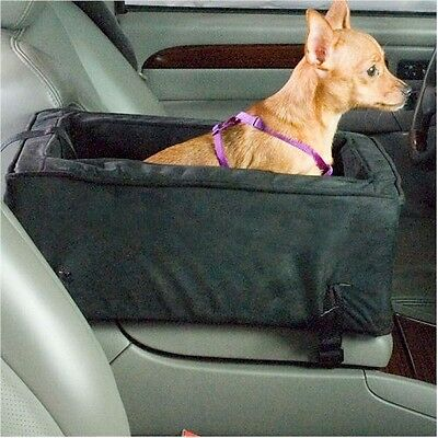 Snoozer Pet LookOut Luxury Console Dog Auto Car Booster Seat