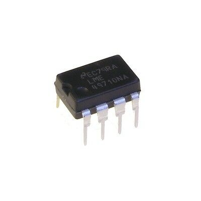 Single High Performance Audio Operational Amplifier LME49710 NA DIP-8 852894
