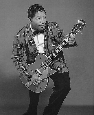 Bo Diddley 8X10 Glossy Photo Picture