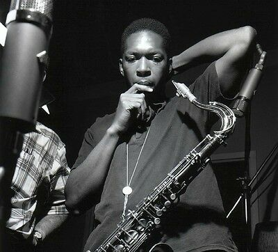 John Coltrane 8X10 Glossy Photo Picture