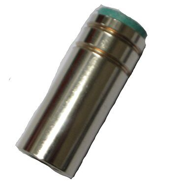 MB25 M2506 MIG WELDING SHROUDS CYLINDRICAL NOZZLE FOR EURO TORCH x 2